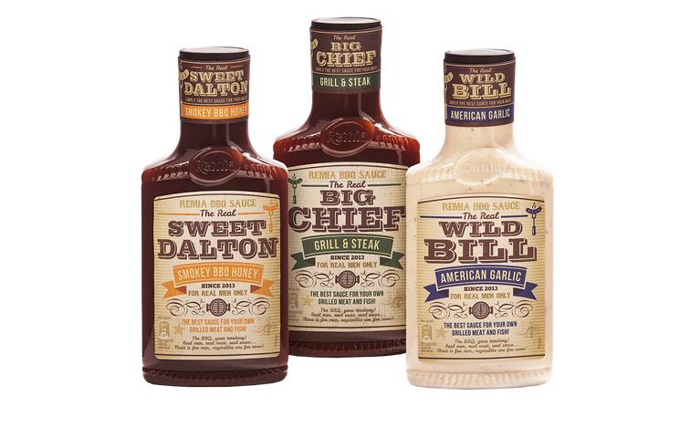 Remia american bbq sauces aanbieding Week 28 2015 | Albert