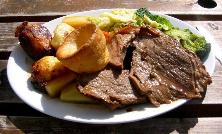 Tijdgebrek verdringt 'roast dinners' uit Britse top 5