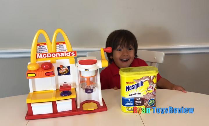 Kidfluencers op YouTube voorwendsel voor ongewenste voedselreclame