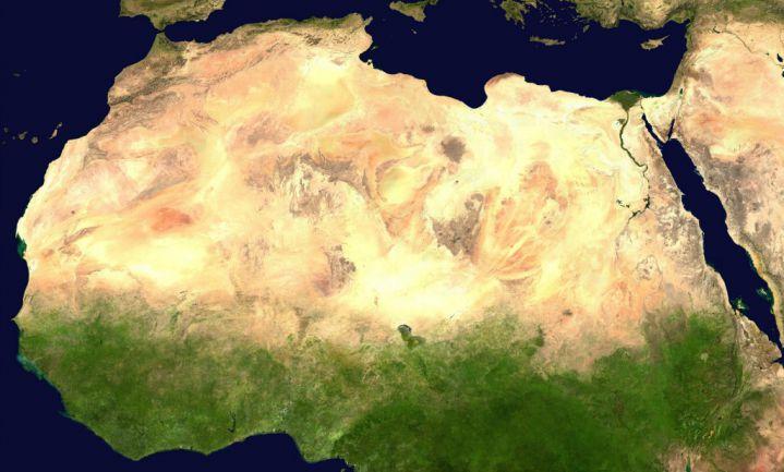 Sahara was niet altijd woestijn