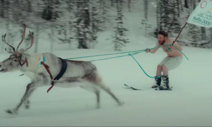 (Geen) zomerspelen in Lapland