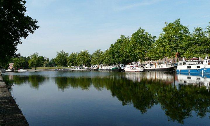 Over 100 kilometer lengte is de Schelde een dode rivier