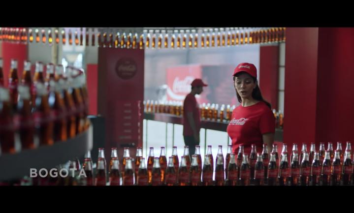 Coca-Cola is klaar voor het WK