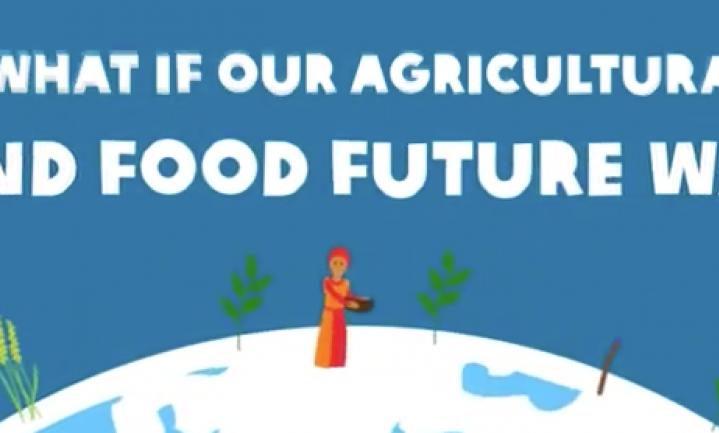 Oxfam lanceert discussie over wereldvoedselvoorziening