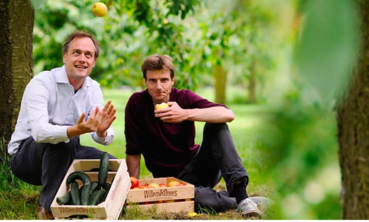 Willem & Drees zijn Unilever voor