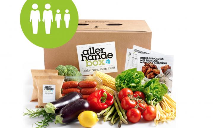 'Allerhandebox €14 duurder dan losse ingrediënten'
