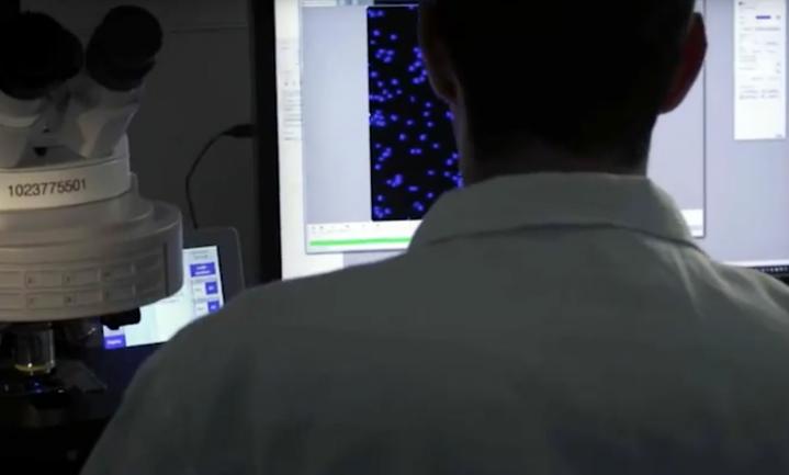 'Voeding praat met ons DNA'