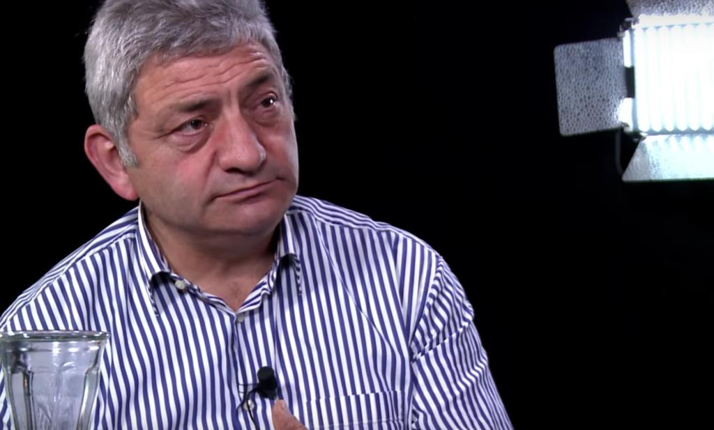 Hans Huijbers: voedselsysteem aan rand van failliet