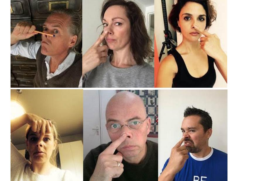 Haal je je neus op of ga je stemmen?