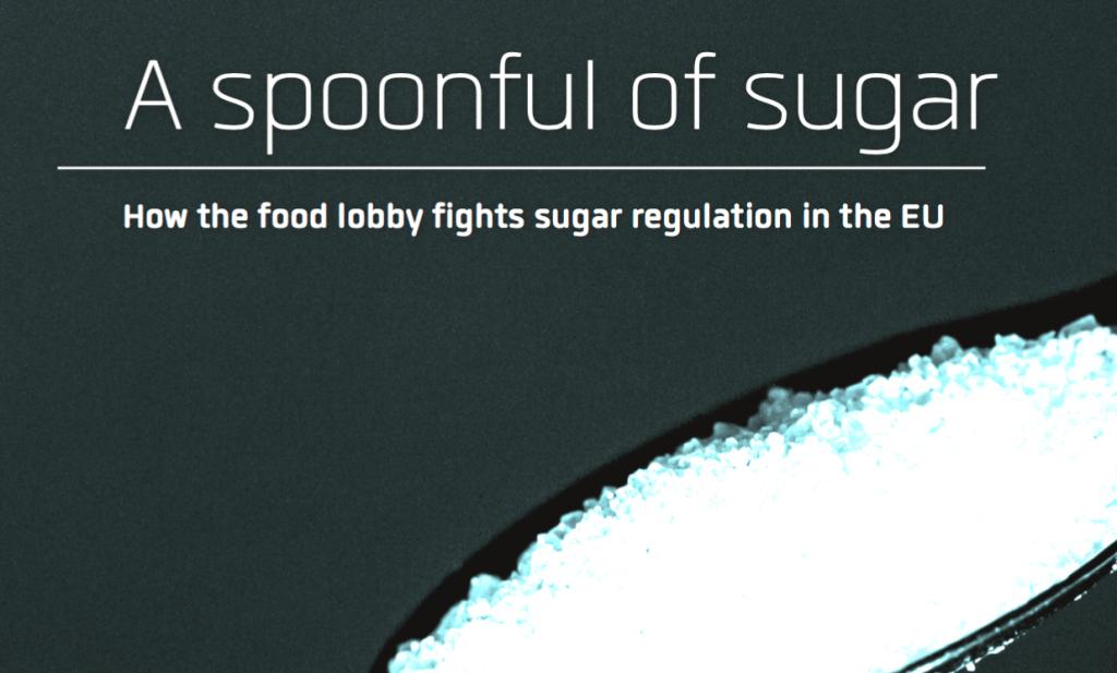 'Suikerlobby heeft Brussel in greep'
