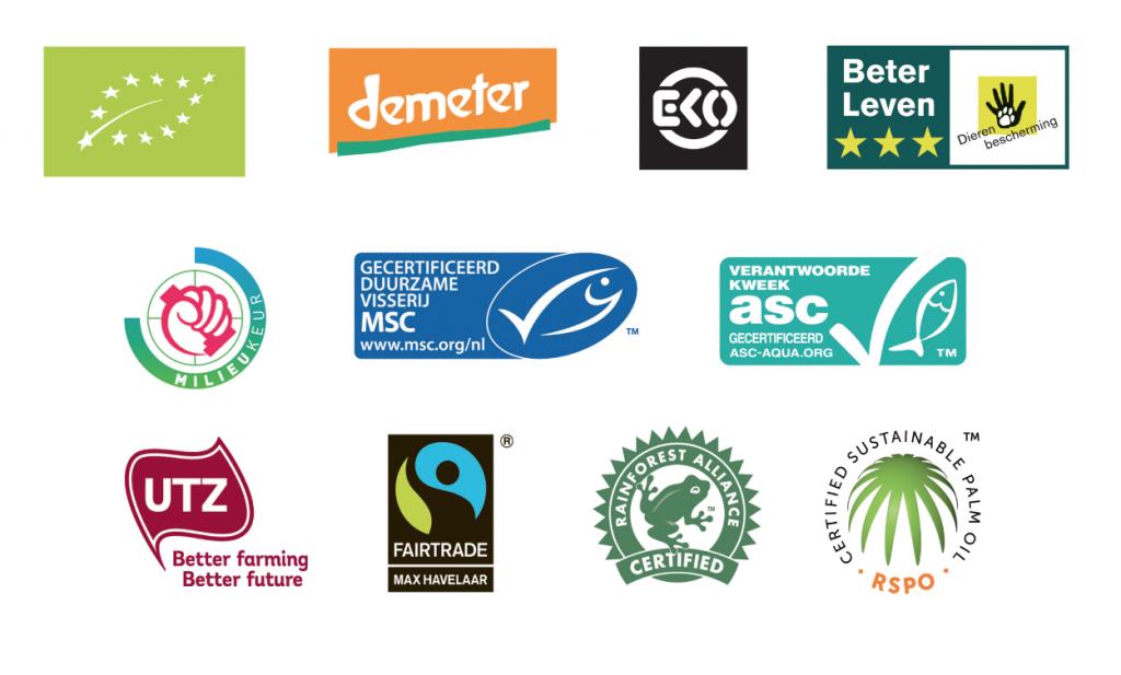 De betrouwbaarste keurmerken volgens Milieucentraal