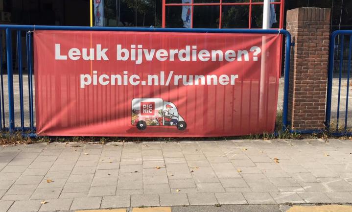 Picnic nu 6/7 in Utrecht en Maarssen