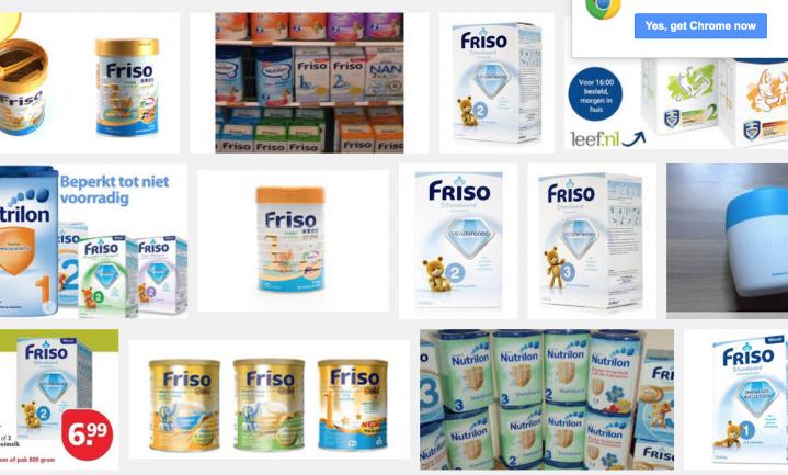 FrieslandCampina introduceert traceerbare babymelkpoeder voor de wantrouwige Chinees