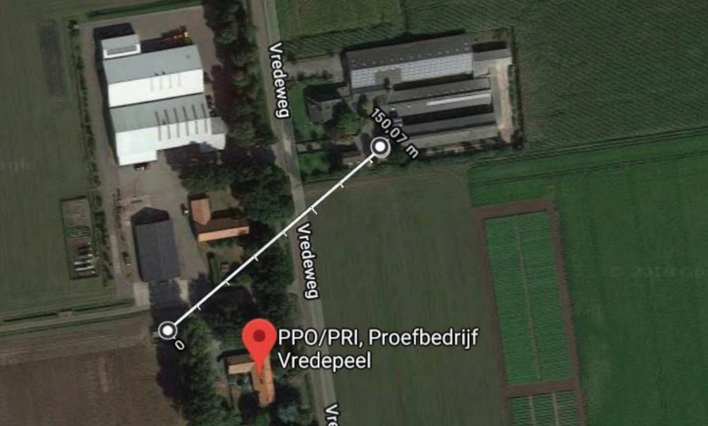 'Geleidelijk werd één verkeerd geplaatst meetstation bepalend voor het Nederlandse ammoniakbeleid'