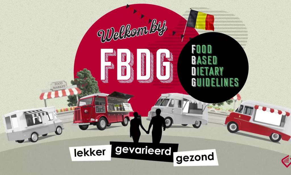 Advies aan de Belgische consument: eet gezond en gezellig