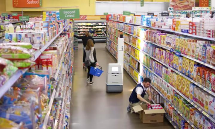 Walmart kiest voor mensen en ontslaat robots