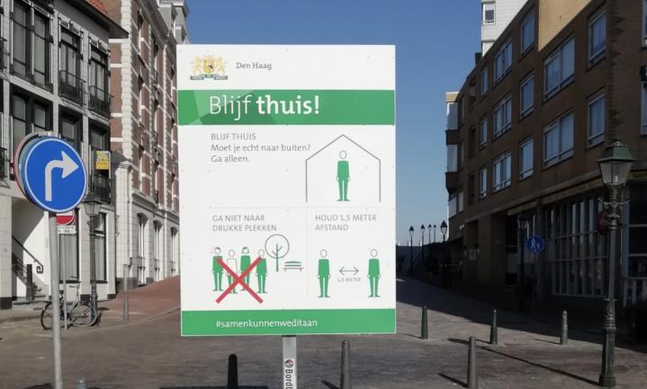 Nederlanders houden zich goed aan de coronaregels, gek eigenlijk