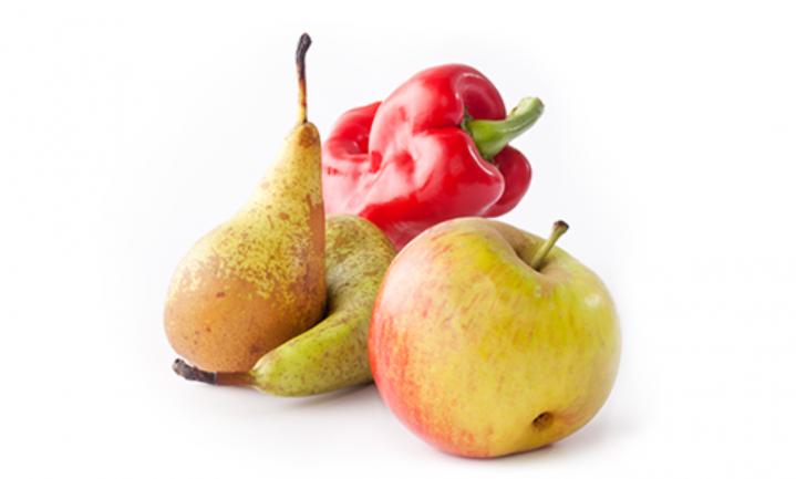 In therapie om te leren omgaan met lelijk fruit