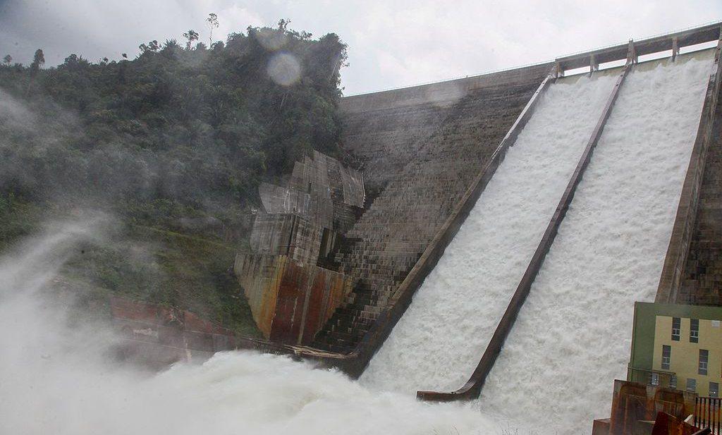 Sarawak vertrouwt op waterkracht als energiebron