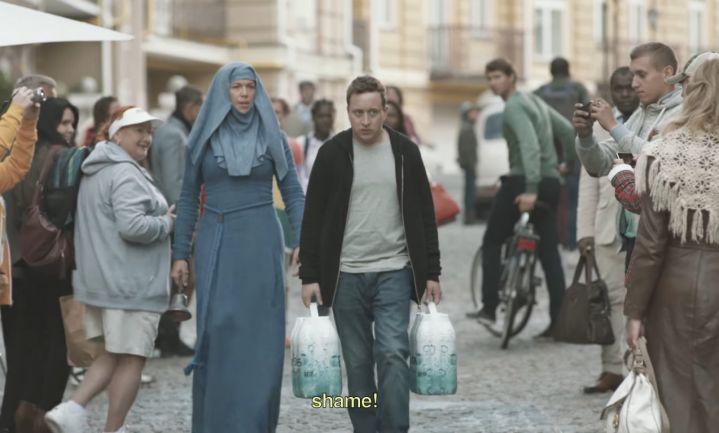 Fabrikanten flessenwater tegen 'Shame'-reclame Sodastream