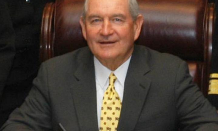Sonny Perdue III mogelijk landbouwminister VS