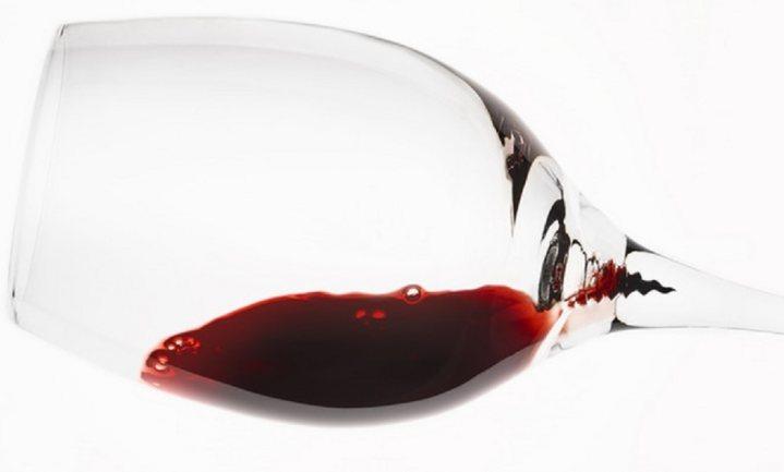 Nooit meer een slok wijn met vieze drab