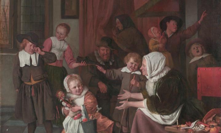 AH en Rijks komen met kunst-Klaassnoep