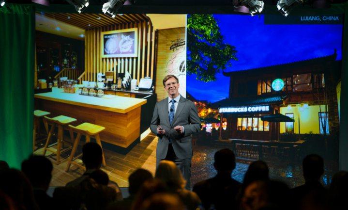 Starbucks groeit, McDonald's worstelt