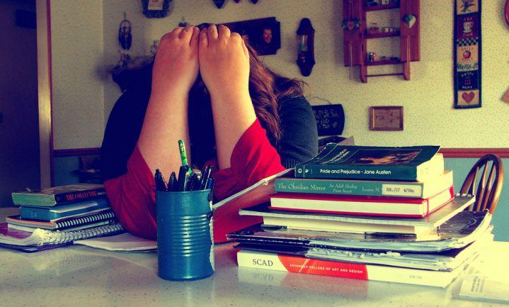 'Stress heft voordeel gezonde vetconsumptie mogelijk op'