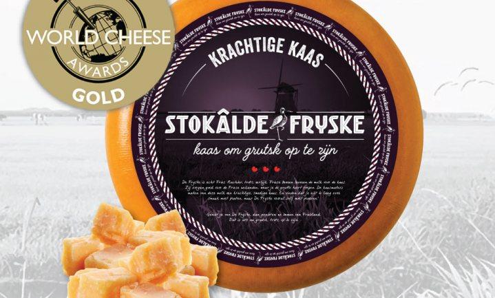 Klein kaasmerk De Fryske kaapt grote prijs weg bij World Cheese Awards