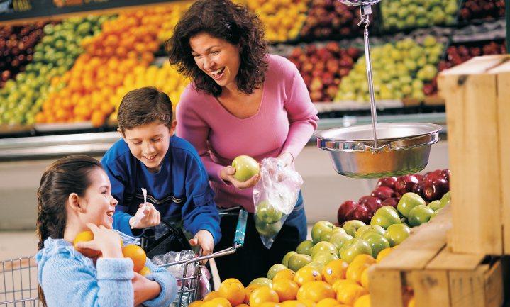 Koop gezond, neem een appel vooraf