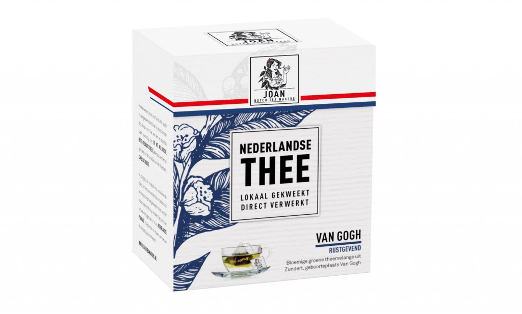 Nederlandse thee van Tea by Me: ambachtelijk, lokaal en transparant