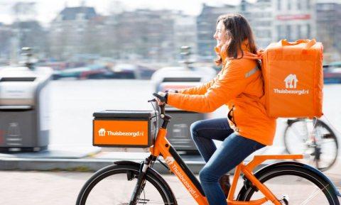 Nederlander Groen neemt Amerikaanse GrubHub over en wordt grootste bezorger buiten China