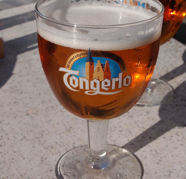 Het Beste Bier ter wereld: Tongerlo Blond