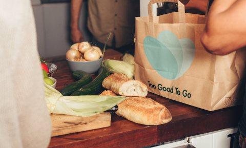 Too Good To Go gaat ook in VS maaltijden redden