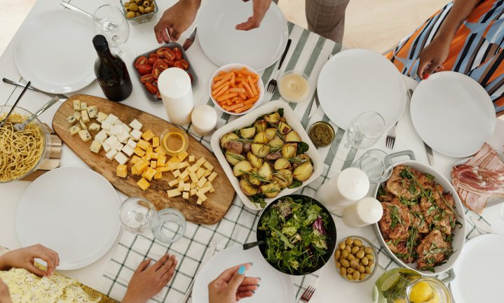 Corona veranderde eetgedrag, maar niet fundamenteel