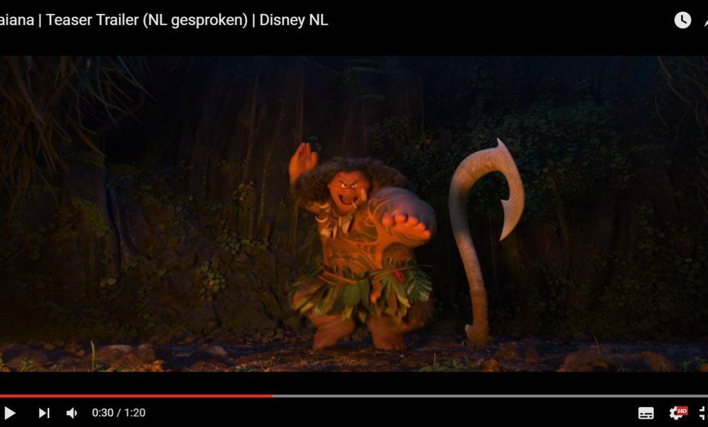 Polynesiërs vinden nieuwe Disneyheld 'onacceptabel' dik