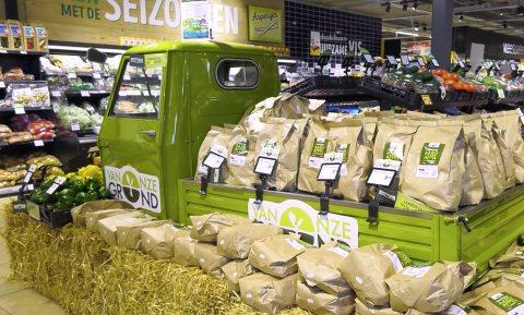 Boeren en supermarkten rond Deventer werken samen in coöperatie Van Onze Grond