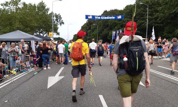Lopen wandelaars Nijmeegse Vierdaagse makkelijker door bietensap?