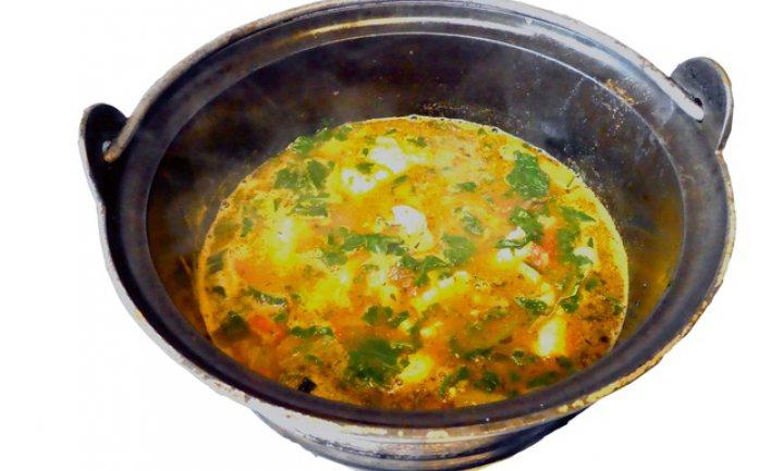 Culinair ontdekt: Vissoep