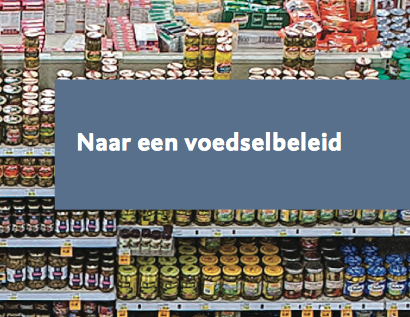 WRR: Nederland heeft een 'voedselbeleid' nodig