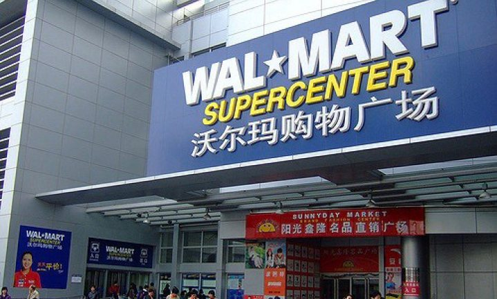 Walmart opent high-tech supermarkten in China