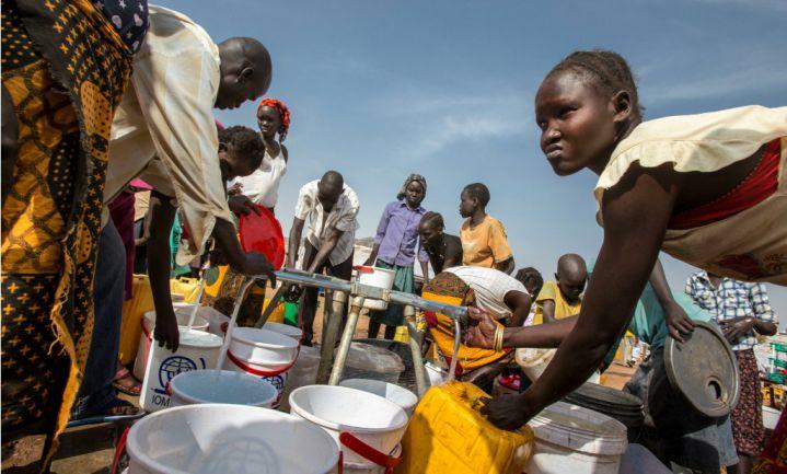 Officieel hongersnood in delen Zuid-Soedan