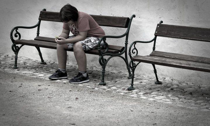 'Dik worden en psychische problemen krijgen gaan bij kinderen hand in hand'