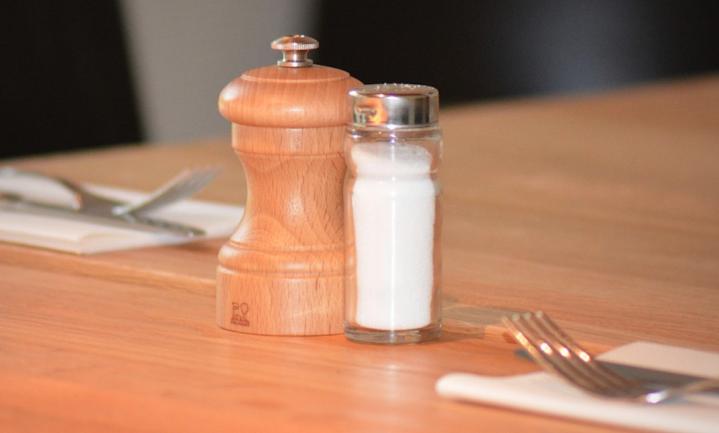 Waarom het zout van tafel verdween in New York