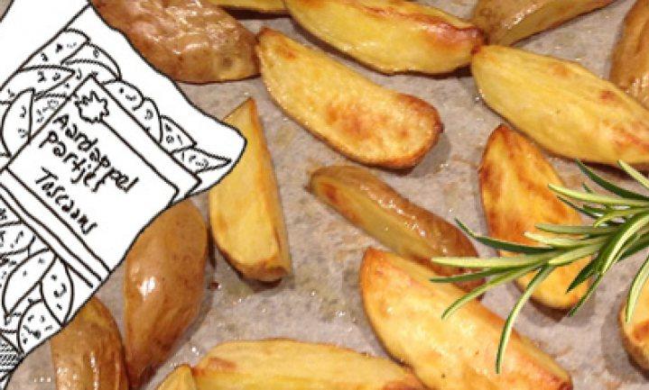 Toscaanse aardappeltjes