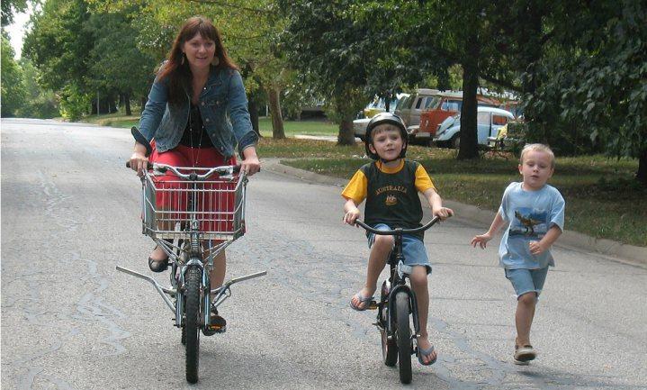 Inkomen bepaalt of je de auto of de fiets neemt