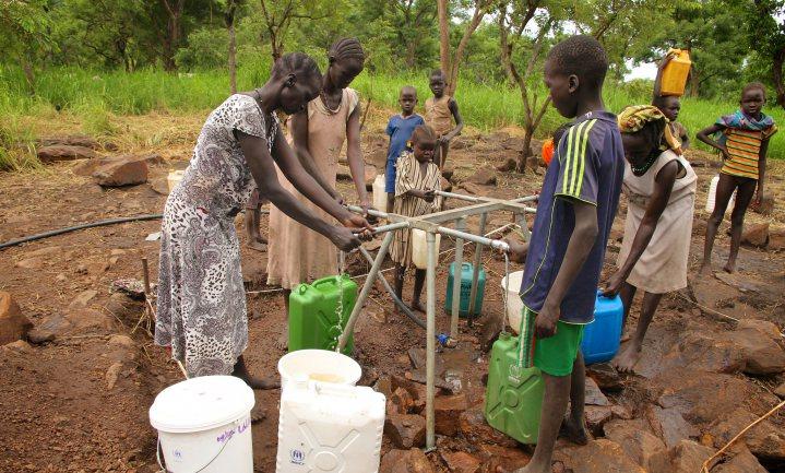 Ruim 2 miljard mensen zonder schoon drinkwater