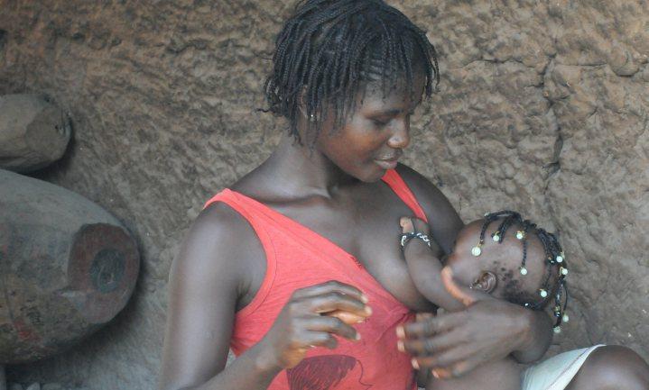 Slechts drie Afrikaanse landen zullen WHO-doelstelling borstvoeding gaan halen