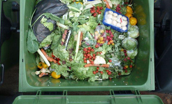 Grote bedrijven stoppen verspilling voedsel en hopen klimaat te redden